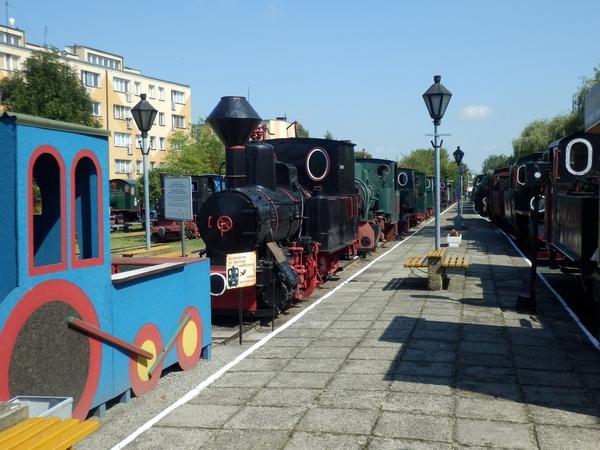 muzeum kolejki wąskotorowej Sochaczew
