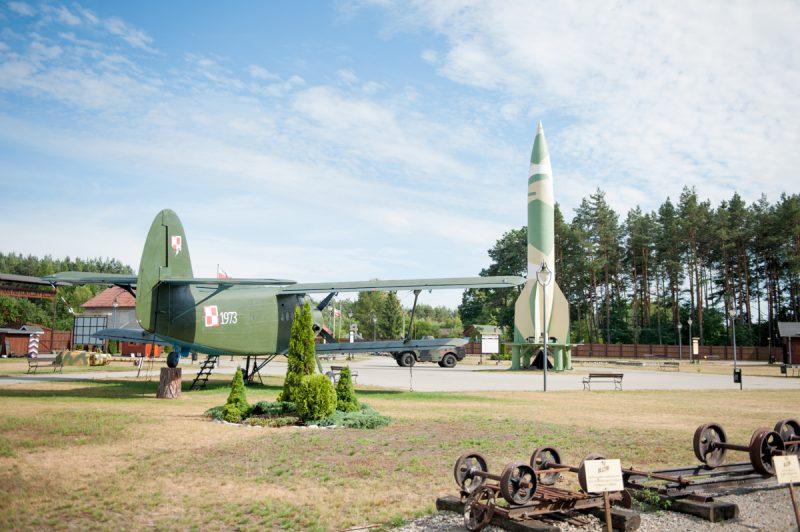 Park Historyczny w Bliźnie