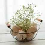 Dekoracja stołu Wielkanocnego