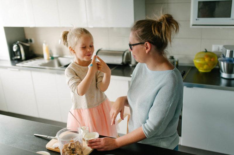 rodzinne przygotowywanie posiłków