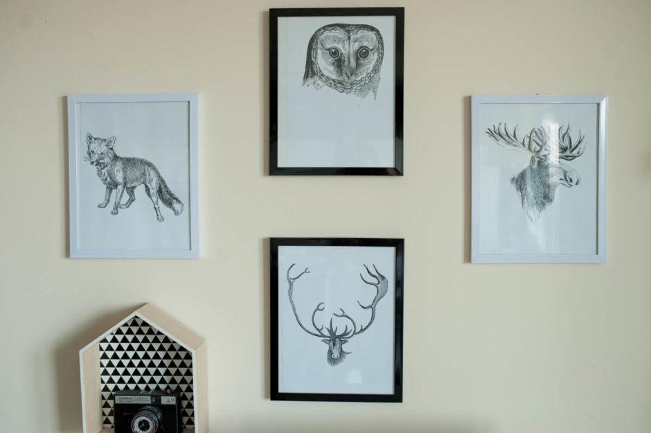 Plakaty Zwierząt Do Druku Okiemmamypl Strona Dla