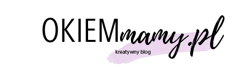 OkiemMamy.pl – Strona dla wszystkich mam, które chcą wiedzieć więcej. Na naszej stronie znajdziesz inspiracje do zabaw, co nieco o podróżach, naszych przedsięwzięciach oraz kuchni.