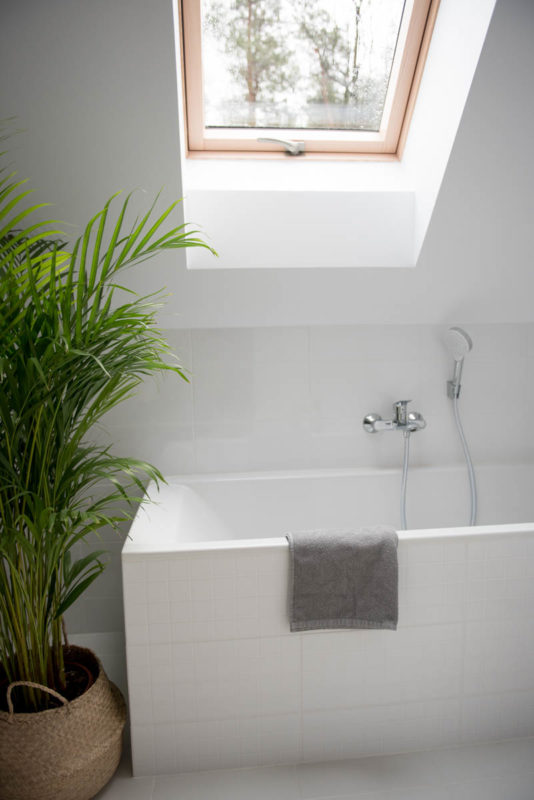 łazienka Na Poddaszu Okiemmamypl Strona Dla Wszystkich